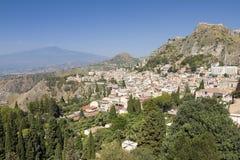 Taormina, Italy Royalty Free Stock Photography