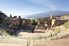 Taormina Stock Photography