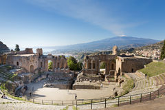 Taormina Royalty Free Stock Image