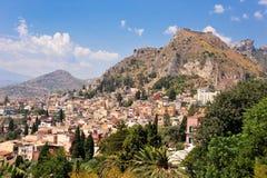Taormina (Sicília) Foto de Stock