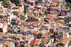 Taormina, Sicilië, Italië stock fotografie