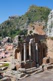 Taormina, Sicilia, Italia Fotografia Stock