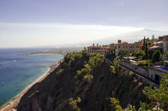 Taormina, Sicily Stock Photos