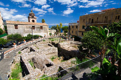 Taormina, Sicily Royalty Free Stock Image