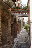 Taormina, Sicily, Italy Royalty Free Stock Photo