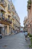 Taormina, Sicily Italy Royalty Free Stock Photos