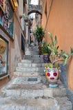 Taormina, Sicily Italy Stock Images