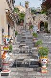 Taormina, Sicily Italy Stock Photo