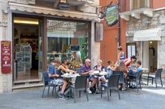 Taormina, Sicily Italy Royalty Free Stock Image