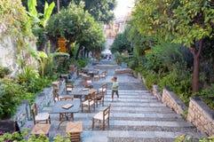 Taormina, Sicily Italy Stock Image