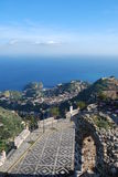 Taormina, Sicily - Italy Stock Photography