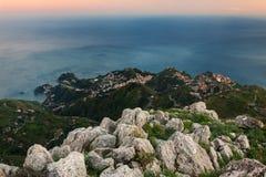 Taormina, Sicily Southern Italy. Stock Photo