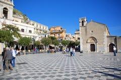 Taormina Stock Photography