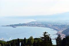 Taormina-Sicily Stock Images