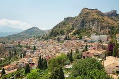 Taormina - Sicily Stock Image