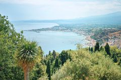 Taormina - Sicily Stock Images