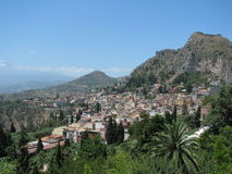 Taormina, Sizilien Lizenzfreie Stockfotografie