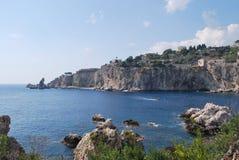 Taormina Royalty Free Stock Photo