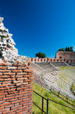 Taormina theater Royalty Free Stock Images