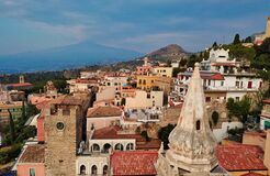 Taormina in Sicily is a oceancity and amazing one.