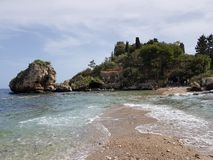 Taormina, Włochy obrazy royalty free