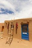 Taos镇 免版税图库摄影