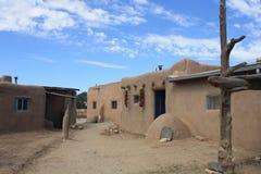 Taos镇 免版税库存照片