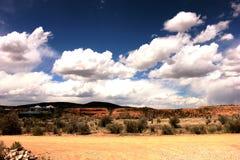 Taos Earthship Fotografia de Stock