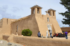 TAOS NEW MEXICO Stock Image