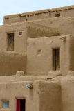 Taos Pueblo Stockfotos
