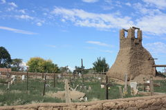 Taos Pueblo Στοκ Φωτογραφία