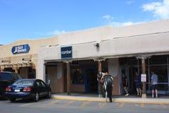 Taos Pueblo Royalty-vrije Stock Fotografie