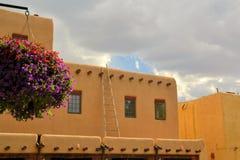Taos-Pueblo im New Mexiko Lizenzfreie Stockfotografie