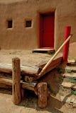 Taos Pueblo Royalty Free Stock Image