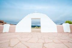 Taos-Pueblo - traditionelle Art der gebürtigen Inderarchitektur Lizenzfreie Stockfotografie