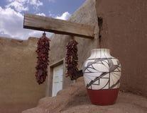 Taos Vase Stock Image