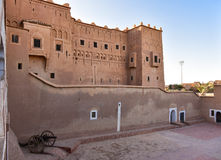 Free Taourirt Kasbah Exterior Stock Images - 61641704