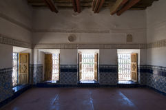 Taourirt Kasbah - Ouarzazate. royalty free stock photography