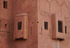 Taourirt kasbah in Ouarzazate, Morocco Royalty Free Stock Images