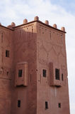 Taourirt kasbah in Ouarzazate, Morocco Royalty Free Stock Photo