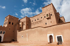 Taourit kasbah Stock Photo