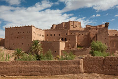 Taourit kasbah Royalty Free Stock Photos