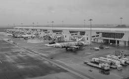 Taoyuan Airport in Taipei, Taiwan Stock Photos