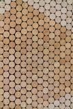 Tapónes 10 del vino Imagen de archivo