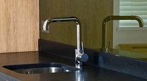 Tap and Basin Royalty Free Stock Photography