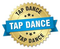 tap dance Royalty Free Illustration