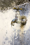 Tap falling water 2 Stock Images