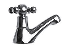 Tap or Faucet isolated clipping path Stock Photography