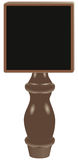 Tap Handle for beer Royalty Free Stock Image