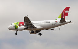 TAP Portugal Airbus A319 Stock Images